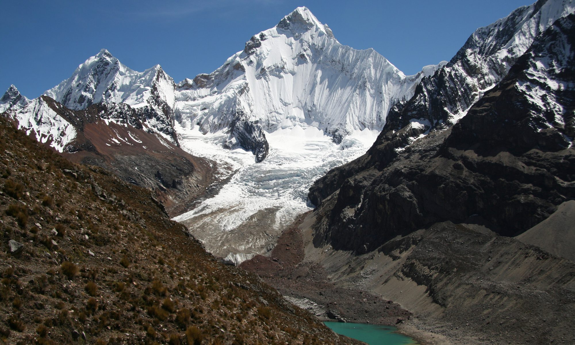 Andes Divide
